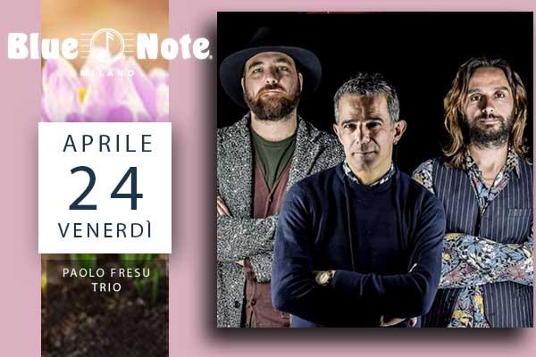 Biglietti - Paolo Fresu Trio - Blue Note - Milano