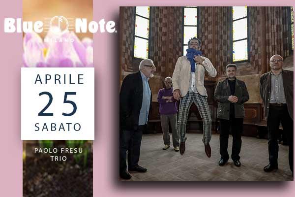 Biglietti - Paolo Fresu Quintet - Blue Note - Milano