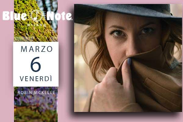 Biglietti - Robin McKelle - Blue Note - Milano