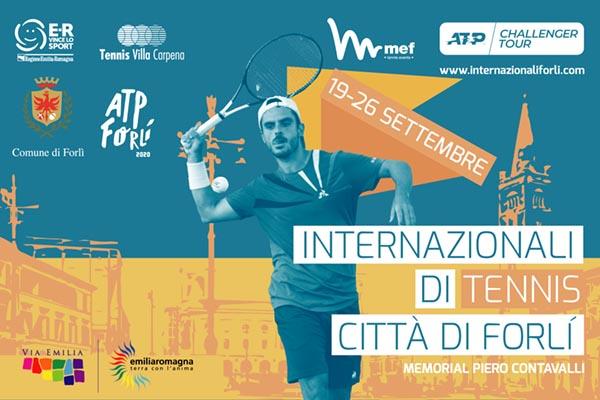 Biglietti - Internazionali di Tennis Città di Forlì -Villa Carpena (FC)