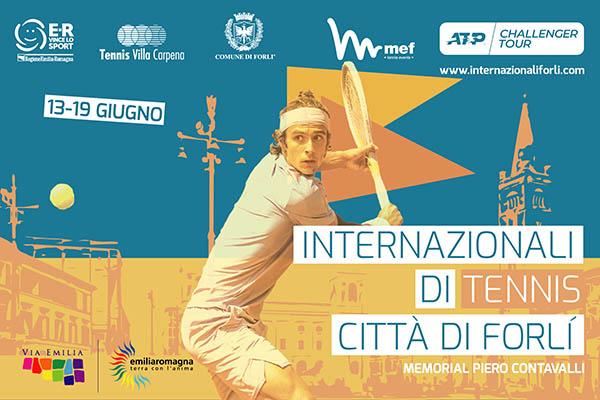 Internazionali di Tennis - Citta' di Forli' - Villa Carpena