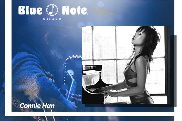 Biglietti - Connie Han - Blue Note - Milano
