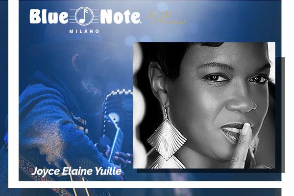 Biglietti - Joyce Elaine Yuille - Blue Note - Milano