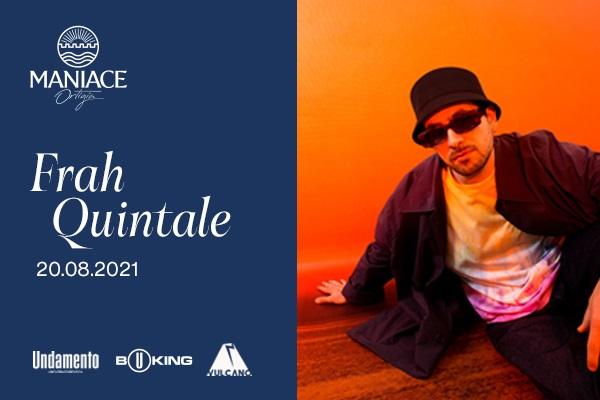 Biglietti - Frah Quintale - Maniace - Ortigia - Siracusa