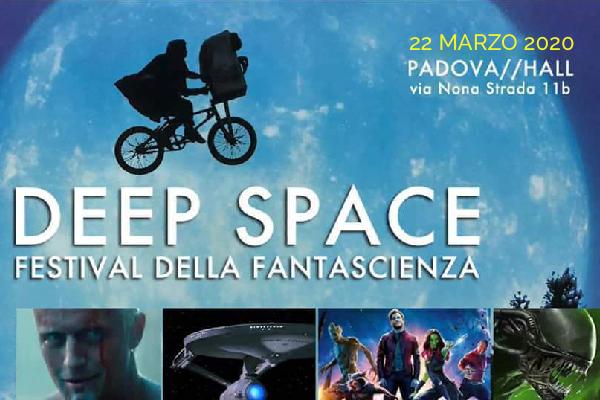Biglietti - Festival della Fantascienza a Padova - Hall - Padova