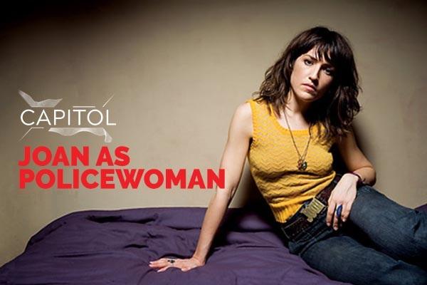 Biglietti Joan As Police Woman - Capitol Pordenone