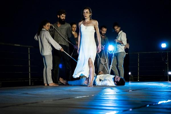 Biglietti - Juliette - Loredana Parrella - Castello di Santa Severa