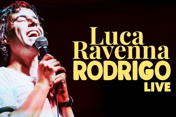 Biglietti - Luca Ravenna - Zona 3 - Mascalucia (CT)