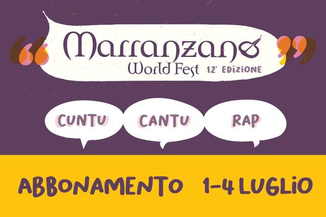 MWF 2021 - 4 day Festival Pass - Corte di Palazzo Biscari CT