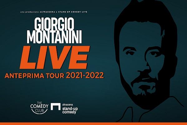 Biglietti - Giorgio Montanini - Hotel Medinblu - Reggio Calabria
