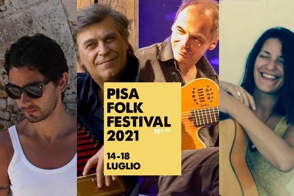 Pisa Folk Festival 2021 - Riccardo Tesi - Maurizio Geri - Giuditta Scorcelletti