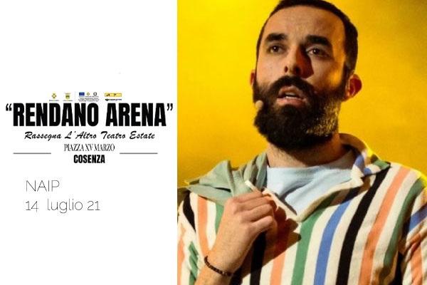 Biglietti - NAIP - Rendano Arena - Cosenza