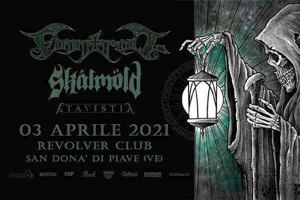 Biglietti - Finntroll + Guest - Discoteca Revolver - San Dona' di Piave (VE)