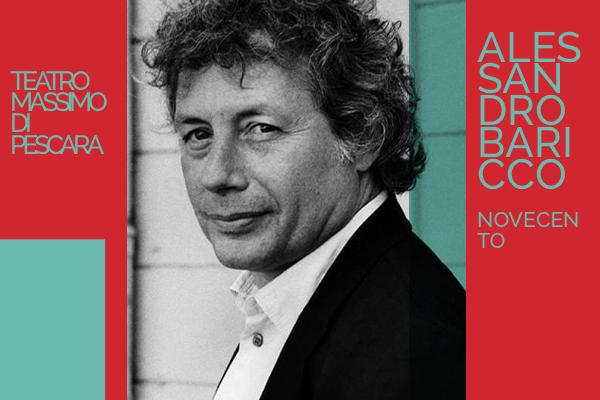 Biglietti - Novecento - Alessandro Baricco - Teatro Massimo - Pescara
