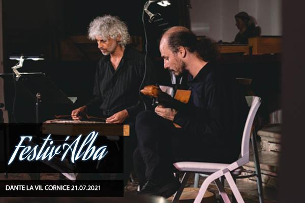 La Vil Cornice, Dante e i trovatori - Santa Maria in Valle Porclaneta Biglietti