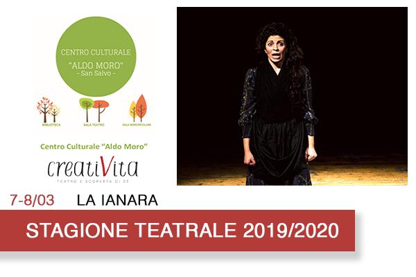 Biglietti - La Ianara - Centro Culturale Aldo Moro - San Salvo (CH)