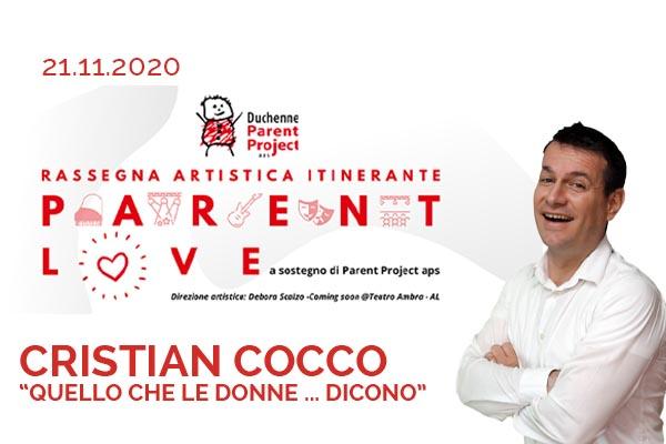 Cristian Cocco - Teatro Ambra Alessandria