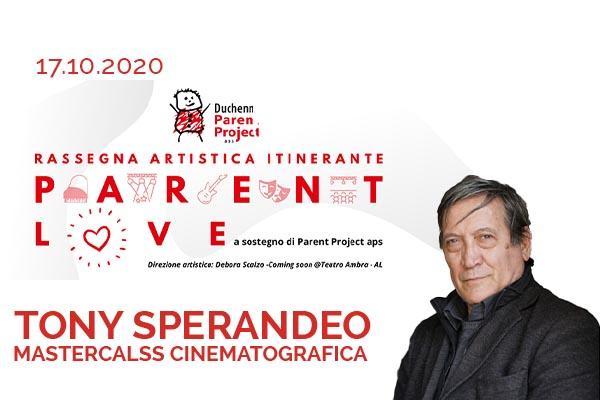 Tony Sperandeo - Masterclass Cinematografica Alessandria