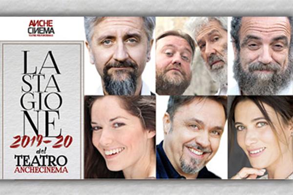 Abbonamento AncheCinema Bari Stagione Teatrale 2019/20