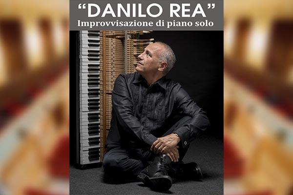 Biglietti - Danilo Rea - Teatro Apollo - Crotone (KR) - Via Regina Margherita, 6