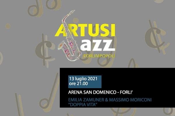 Biglietti Emilia Zamuner e Massimo Moriconi - Arena San Domenico - Forli'