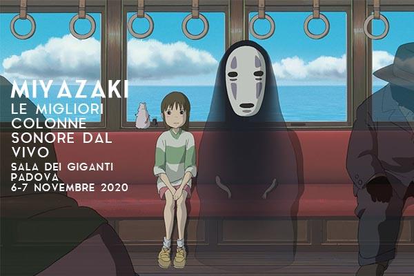 Biglietti - Miyazaki - Sala dei giganti - Padova (PD)