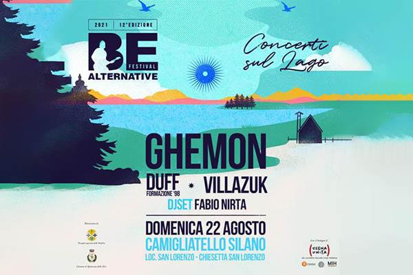 Be Alternative Festival - Concerti sul lago - Camigliatello Silano Cosenza - Biglietti