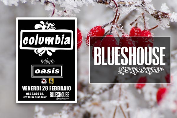 Biglietti - OASIS TRIBUTE NIGHT - Blues House Milano