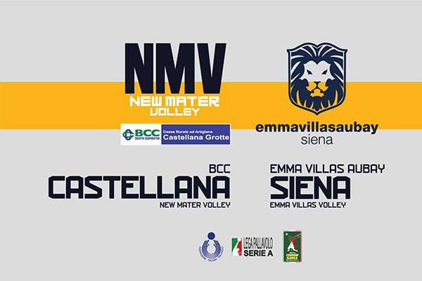 Biglietti BCC Castellana Grotte vs Emma Villas Siena PalaGrotte Castellana GrotteBA