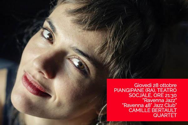 CAMILLE BERTAULT QUARTET - Ravenna jazz - Biglietti