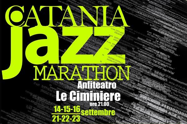Abbonamento - Catania Jazz Marathon - Anfiteatro Le Ciminiere - Catania