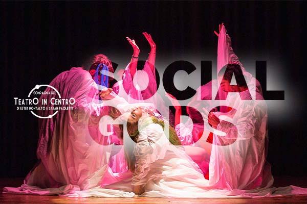 Biglietti - Social Gods - Progetto OltrePalco - Teatro La Lucernetta - Como