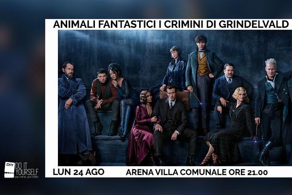 Biglietti - Animali Fantastici 2-  Villa Comunale Foggia