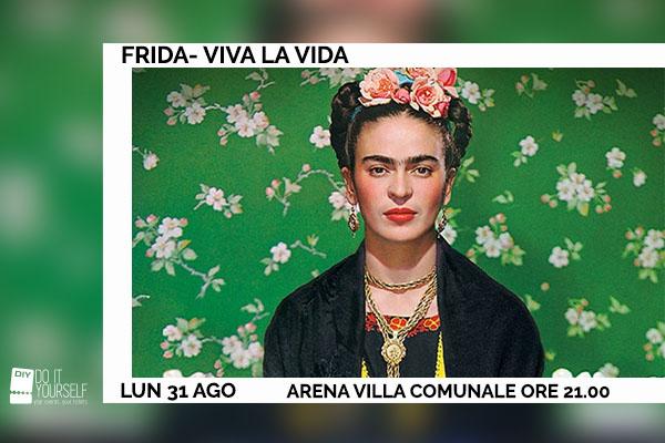 Biglietti - Frida. Viva la Vida-  Villa Comunale Foggia