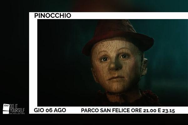 Biglietti - Pinocchio - Parcocitta' - Spazio San Felice Foggia