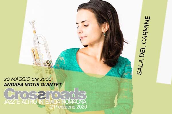 Biglietti - Andrea Motis Quintet - Sala del Carmine