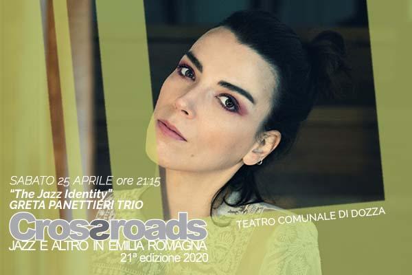 Biglietti - Greta Panettieri Trio - Teatro di Dozza
