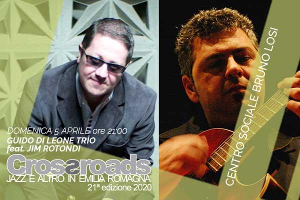 Biglietti - Guido Di Leone Trio feat. Jim Rotondi - Circolo Cabassi - Carpi (MO)