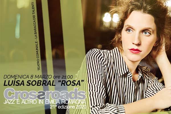 Biglietti - Luisa Sobral - Teatro La Baracca dei Talenti