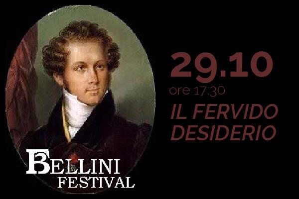 Il Fervido Desiderio|BelliniFestival|Chiesa S.Agata|Catania