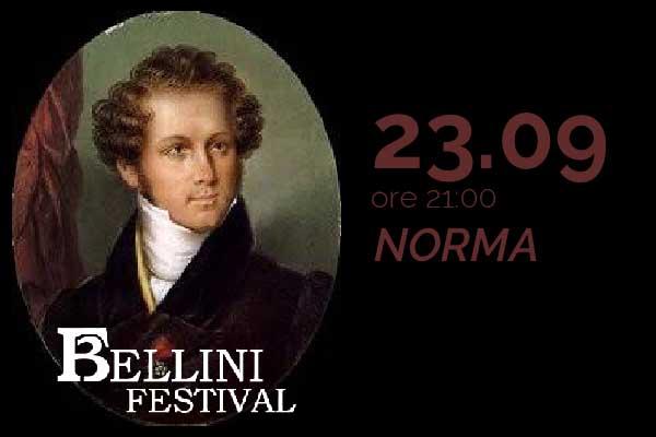 Biglietti - Norma - Bellini Festival 2020 - Teatro Metropolitan - Catania