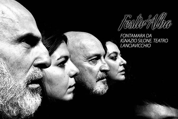 Fontamara da Ignazio Silone - Teatro Lanciavicchio Anfiteatro Alba Fucens