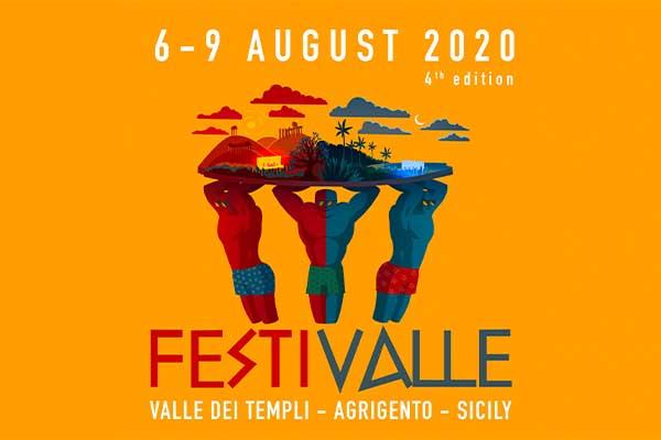 Abbonamento Festivalle 2020 - EARLY BIRD FULL PASS - Valle dei Templi - Agrigento