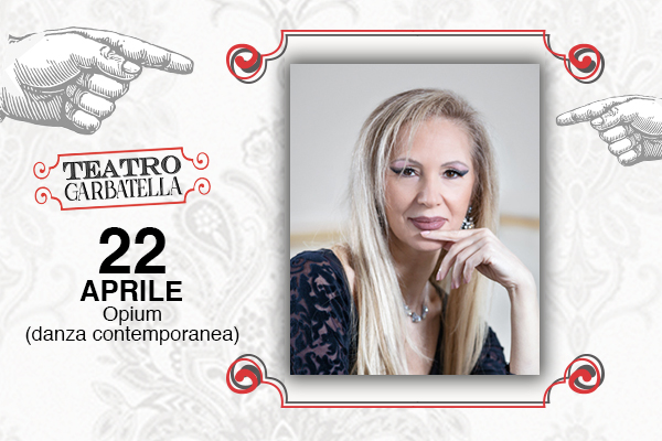 Biglietti - OPIUM - Sonia Nifosi - Teatro Garbatella - Roma