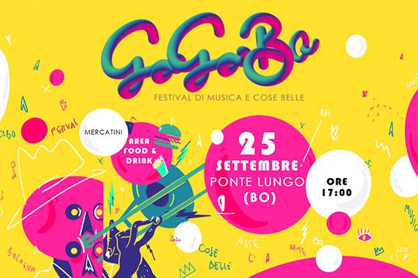 Biglietti - Go Go Bo - Polisportiva Pontelungo - Bologna