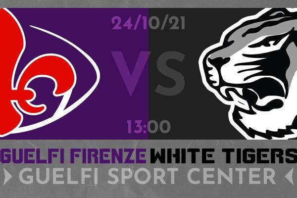 Under 15 - Guelfi Vs White Tigers Massa - Firenze - Biglietti