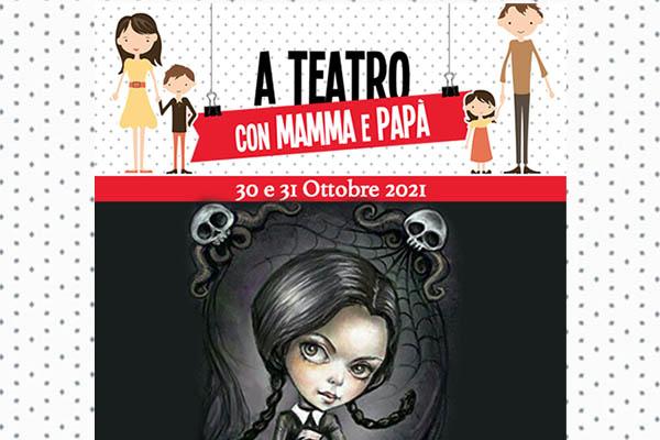 Biglietti - Morticia e le streghe - Teatro Kopò - Roma (RM)