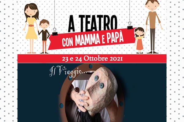 Biglietti - Il Viaggio una storia senza età - Teatro Kopò - Roma (RM)