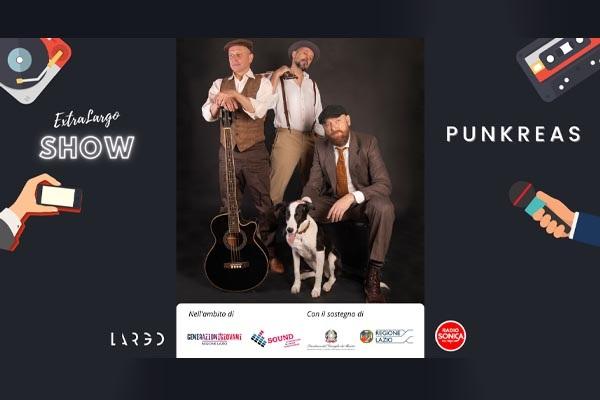 Punkreas - Largo - Venue - Roma - Biglietti Ufficiali
