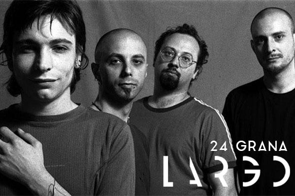Biglietti - 24 Grana - Largo Venue - Roma (RM)